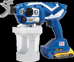 Graco Handheld Airless Sprayer (Cordless)
